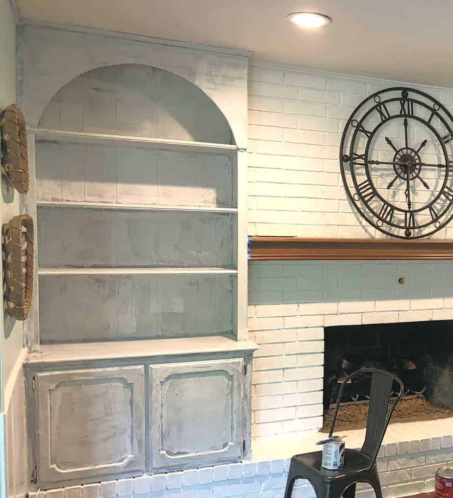 Transforming Your Fireplace in a Weekend: Part 3 1