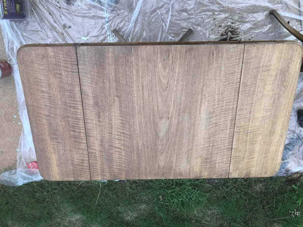 How to Easily Refinish Wood Furniture 5