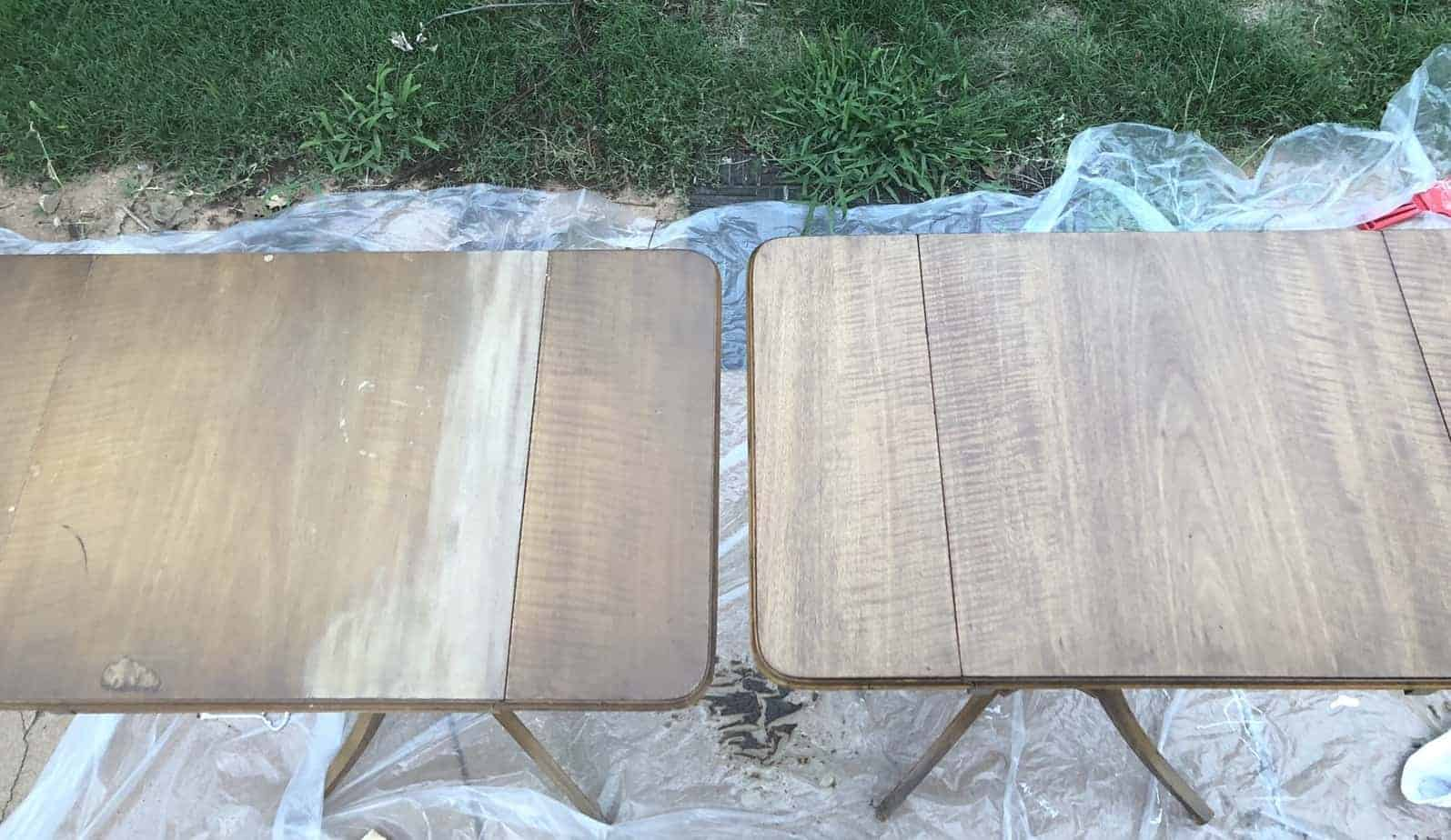 How to Easily Refinish Wood Furniture