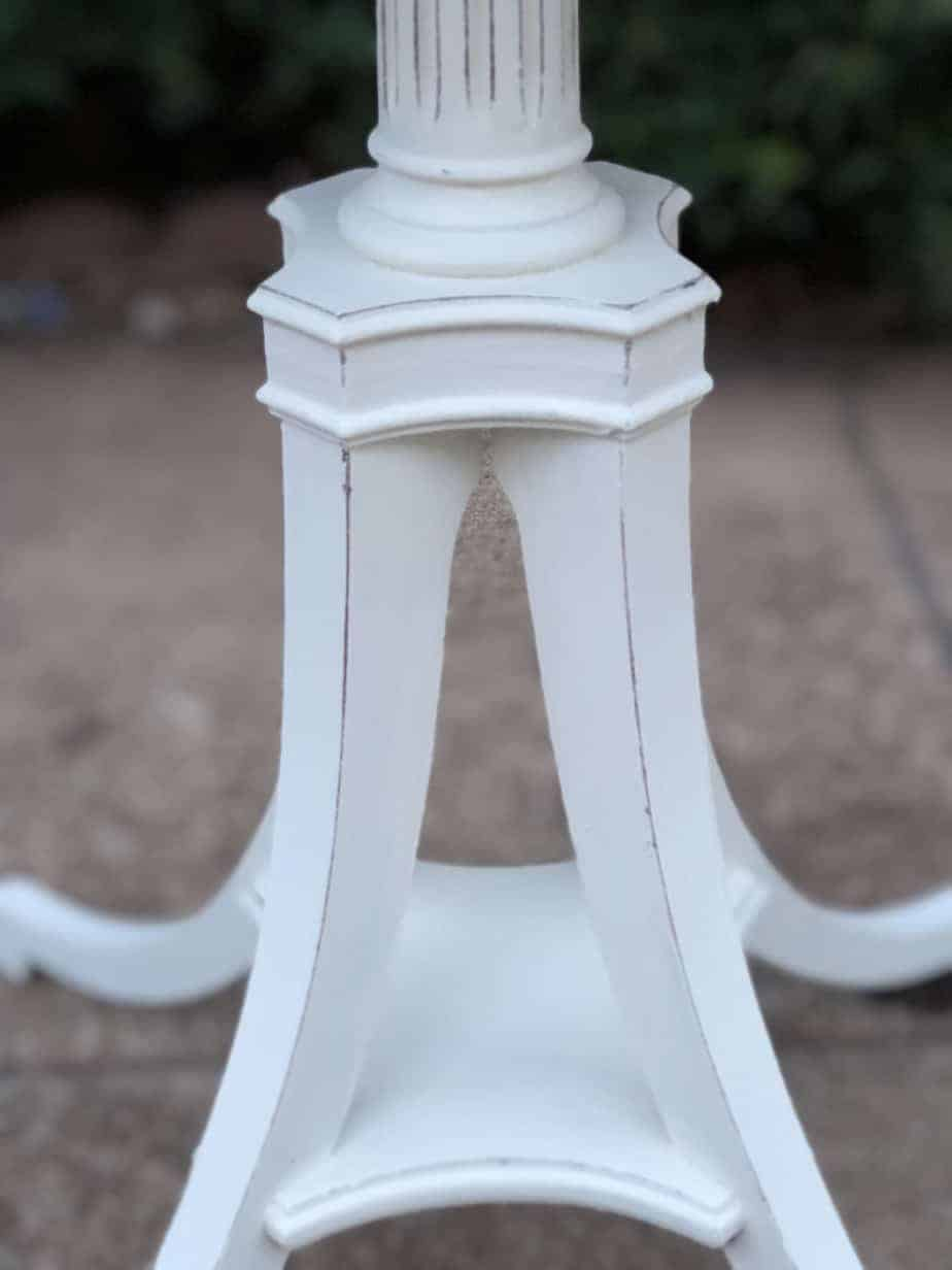 How to Paint with Chalk Paint 6