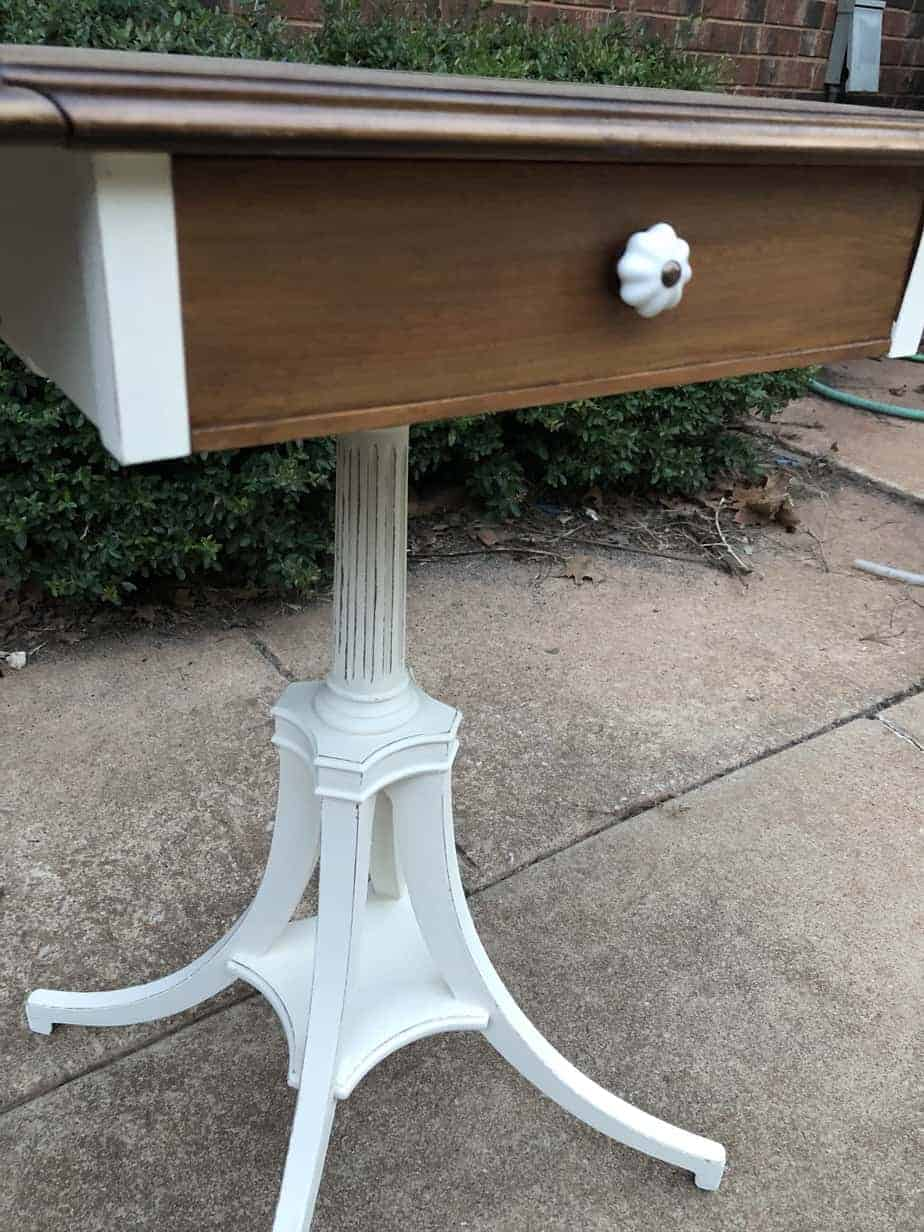 How to Paint with Chalk Paint 9