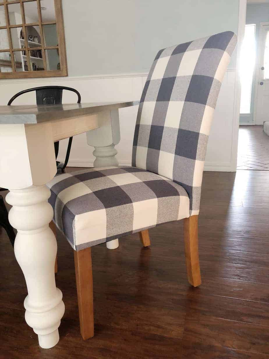 Beautiful Farmhouse Dining Room Makeover 4