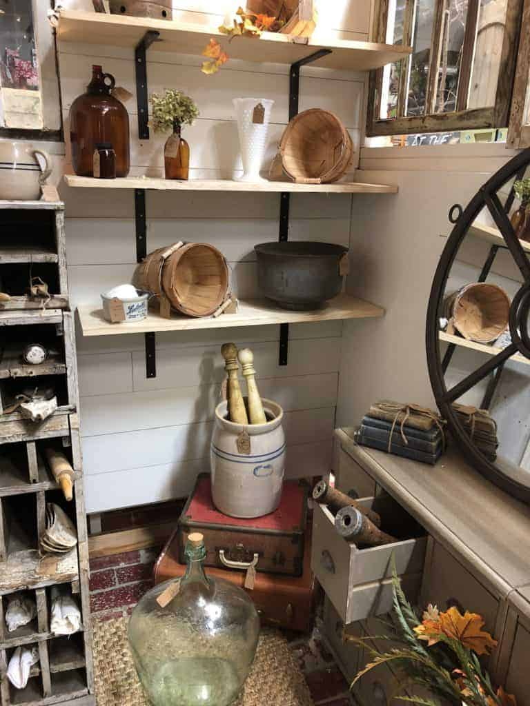 Vintage Finds from Antique Shopping in Claremore, OK 4