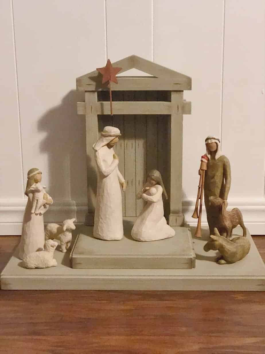 Christmas Day Advent Devotional – Christ Candle