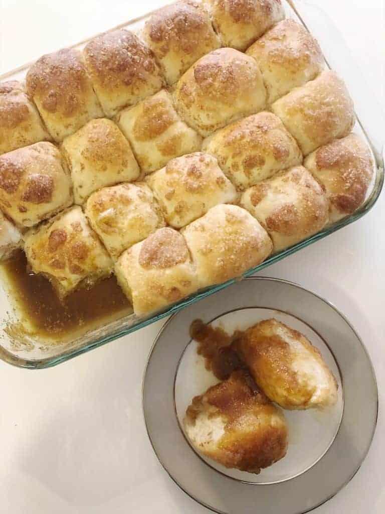 Christmas Morning Monkey Bread 1