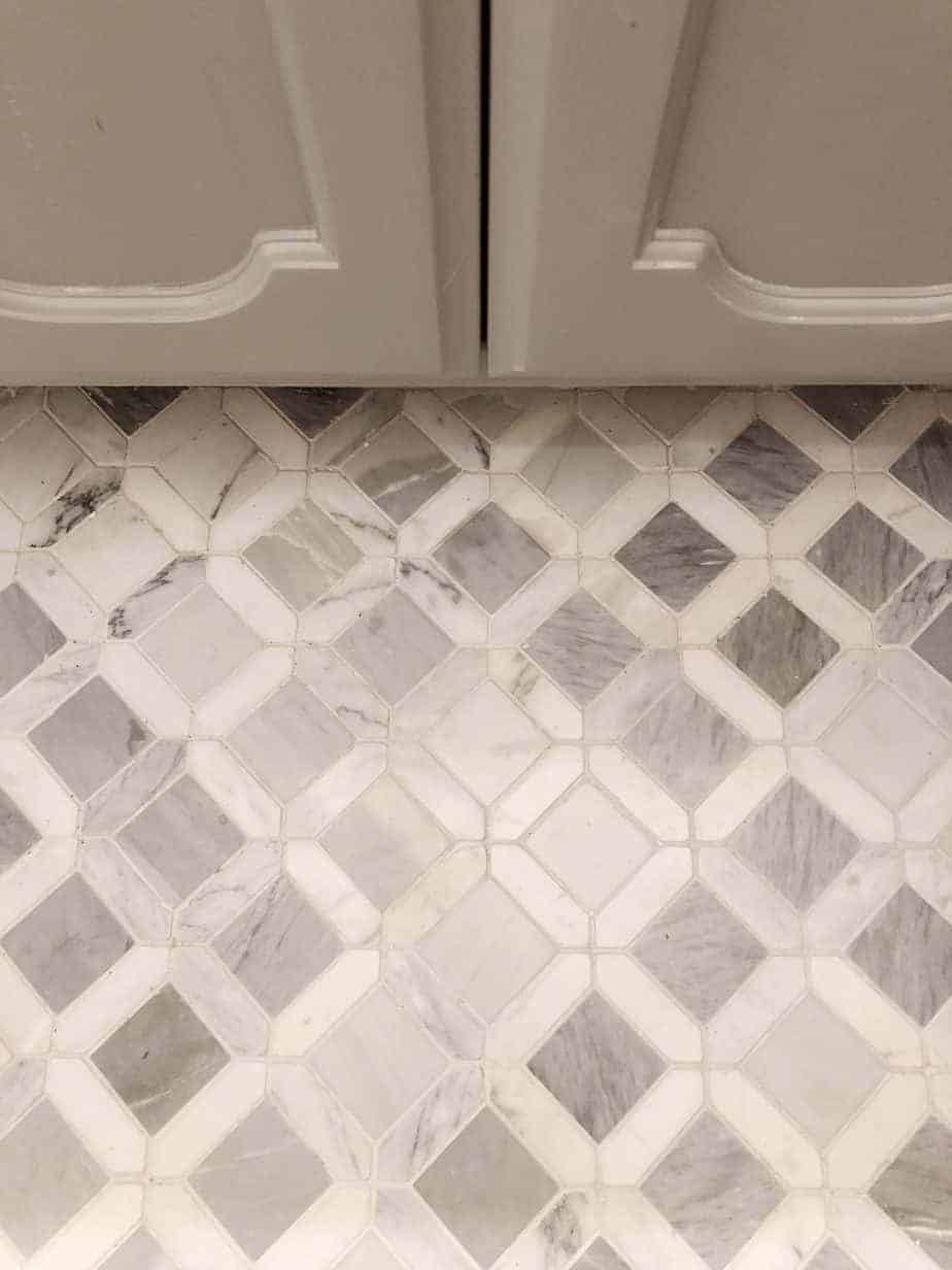 How to Tile Over Linoleum