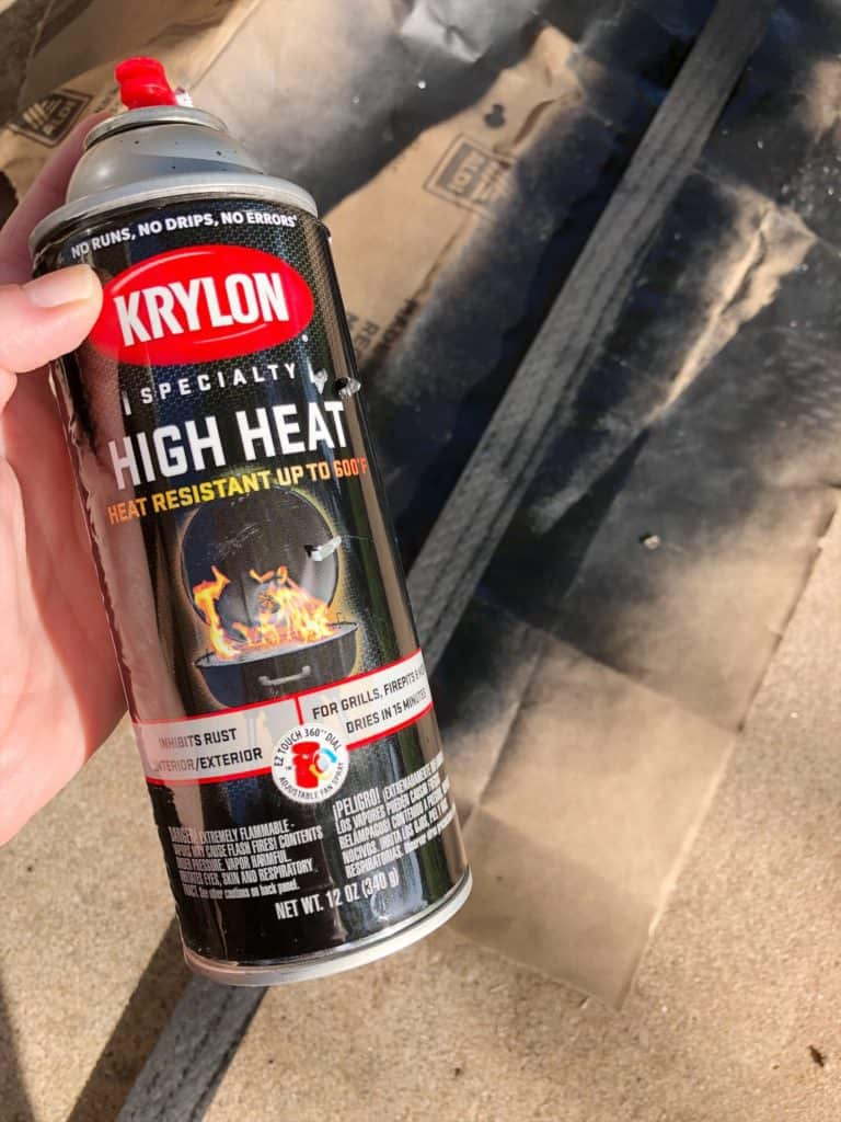 high heat krylon spray paint