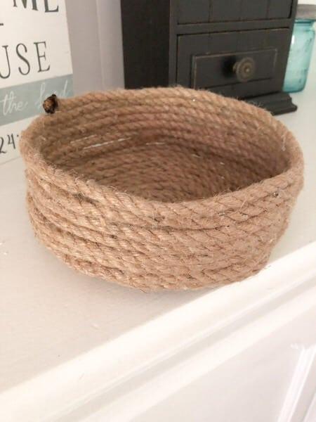 DIY basket tutorial