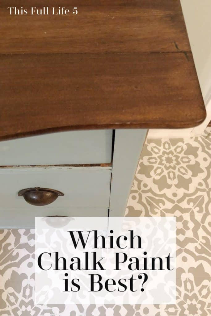 Which Chalk Paint Brand is Best?