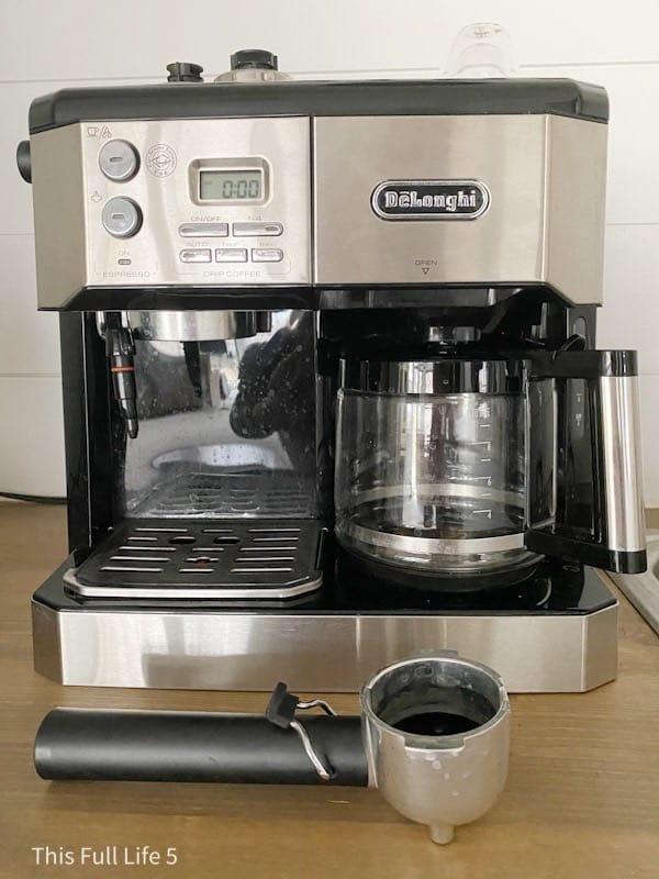De'Longhi Espresso and Coffee Maker
