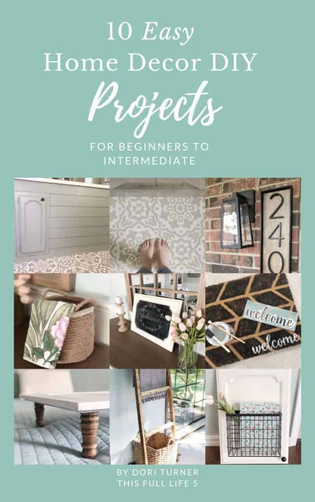 DIY Home Decor Project Book