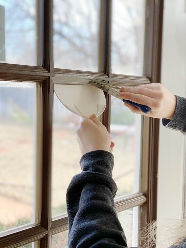 Best Way to Paint a Door with Windows 3