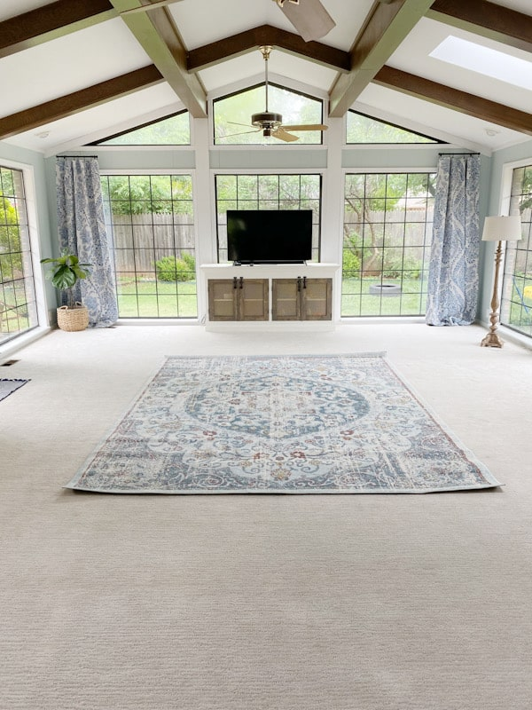 Tips for Choosing the Perfect Area Rug - ORC Week 3 4
