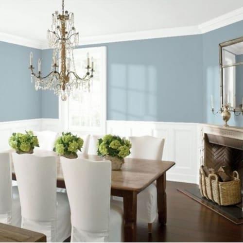Farmhouse Paint Colors - 12 Best Gray Paints 15