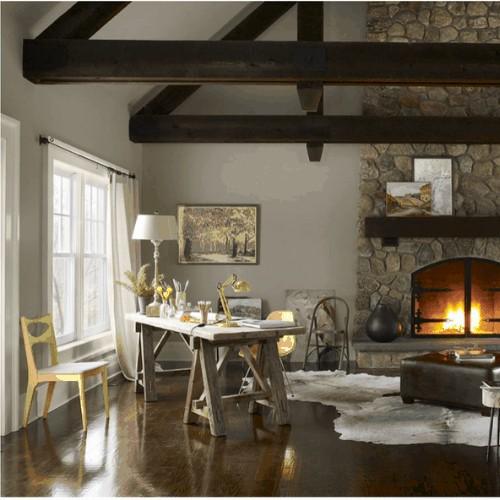 Farmhouse Paint Colors - 12 Best Gray Paints 10