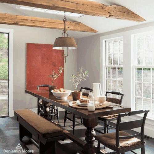 Farmhouse Paint Colors - 12 Best Gray Paints 4