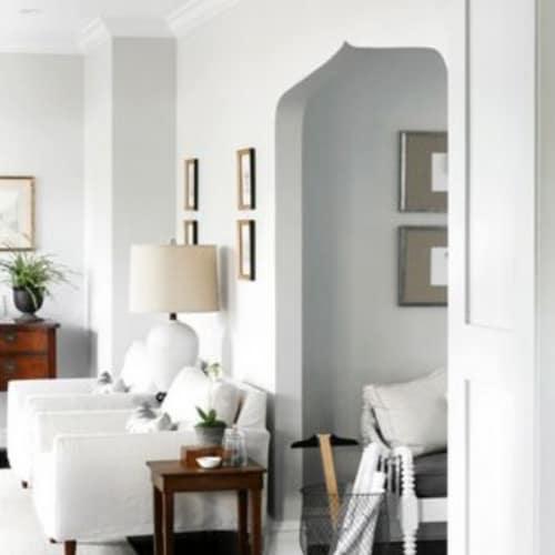 Farmhouse Paint Colors - 12 Best Gray Paints 13