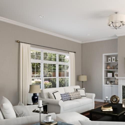 Farmhouse Paint Colors - 12 Best Gray Paints 8