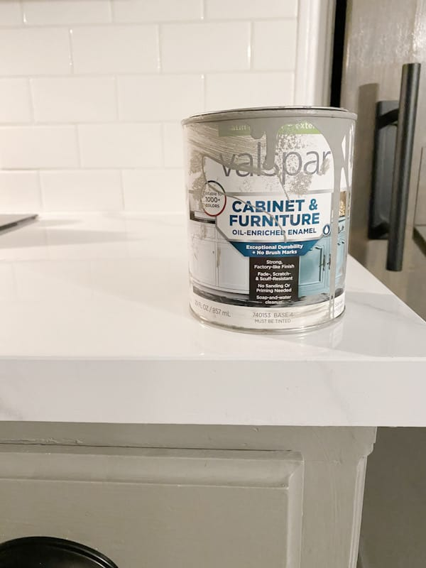 Valspar Cabinet and Furniture Enamel Review 2