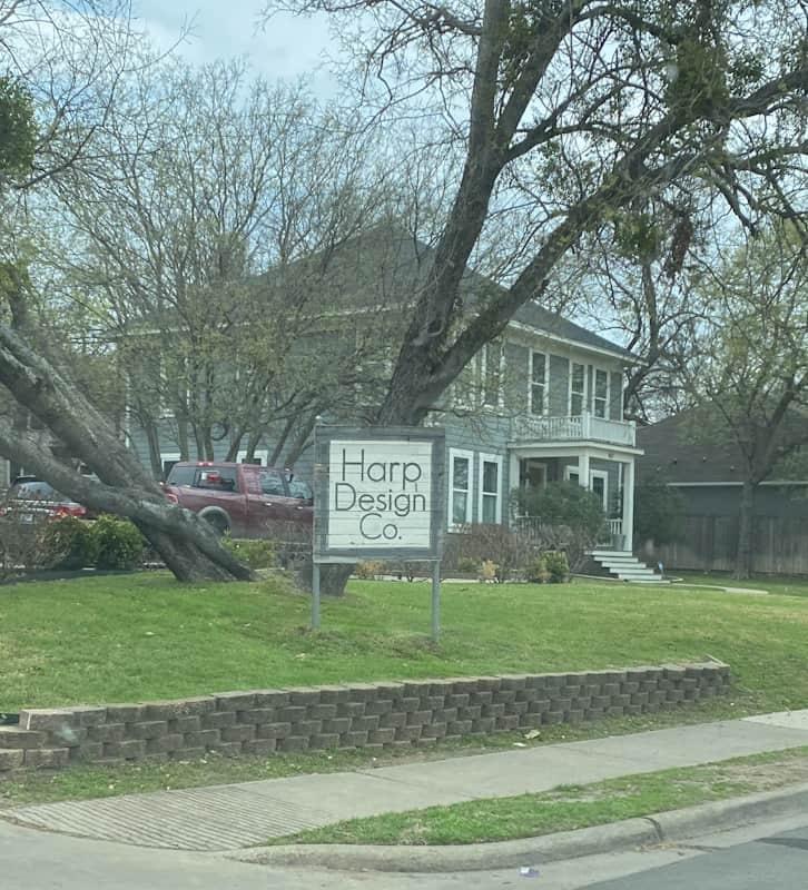 harp design co sign