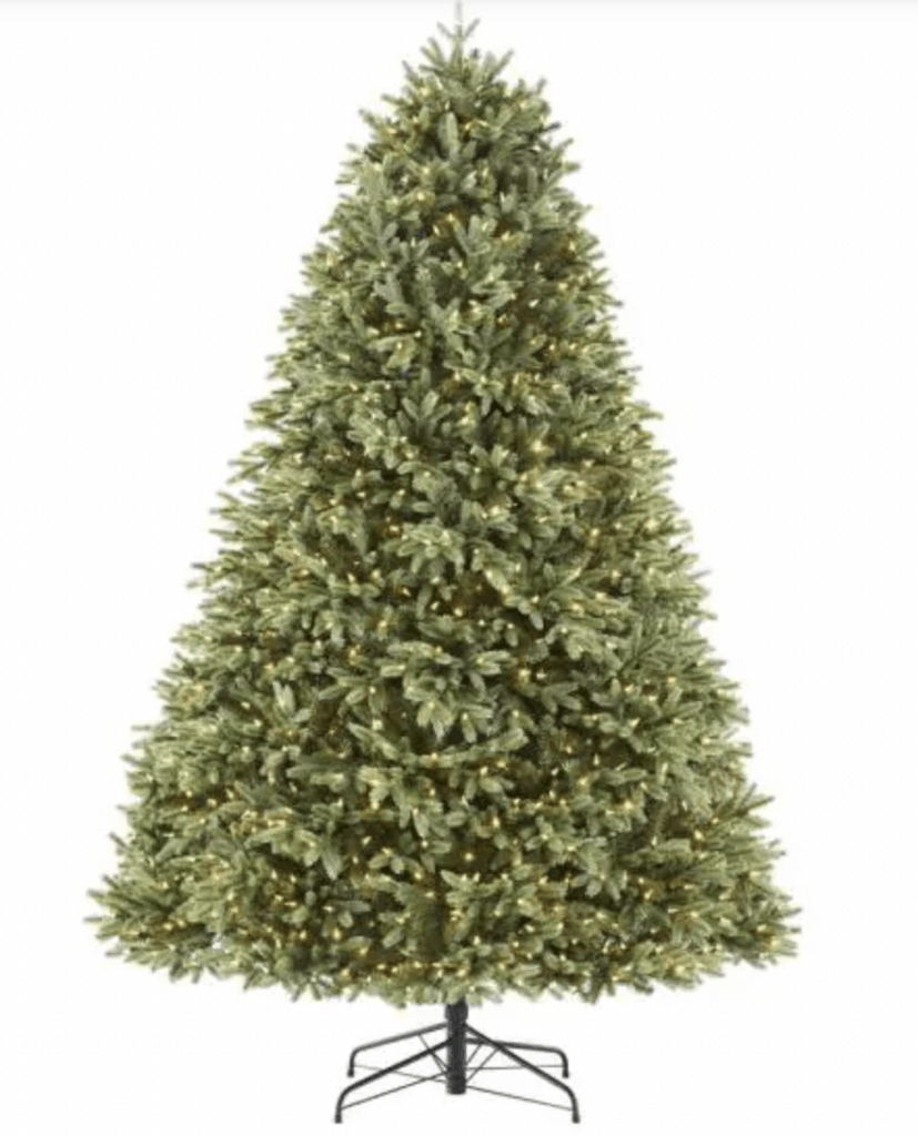 2021 Best Home Depot Christmas Trees 4