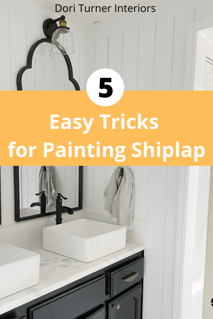 How to Paint Shiplap: 5 Easy Tricks 6