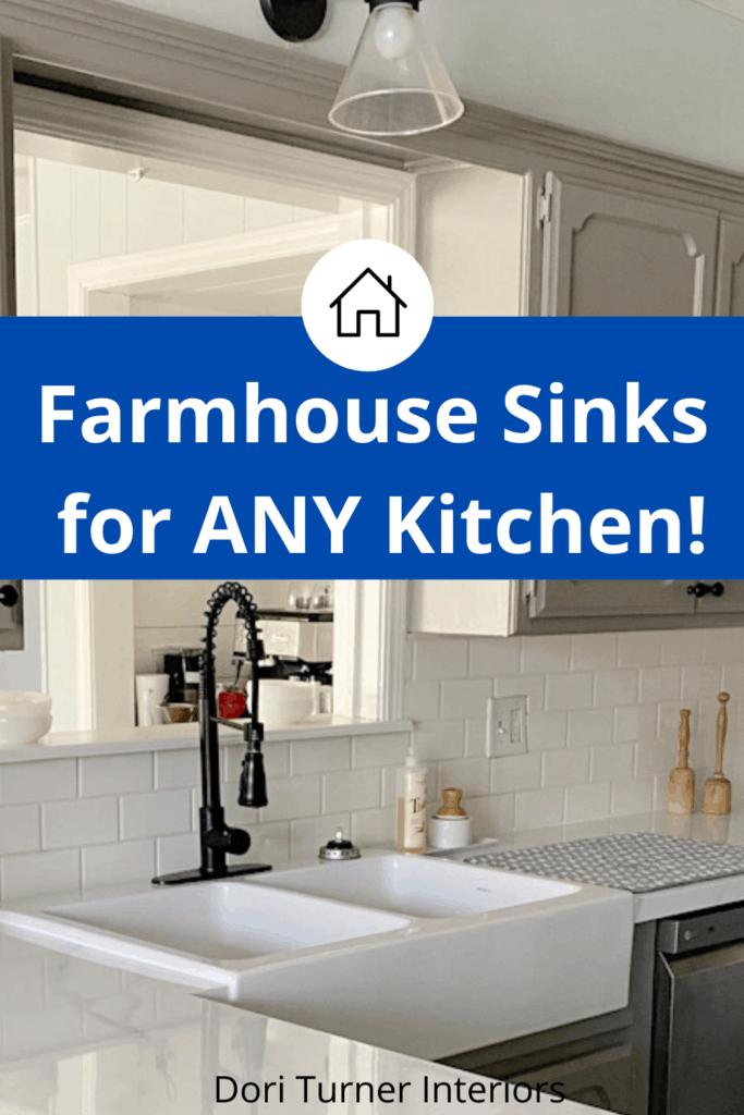 Sinkology Farmhouse Sink: Beautiful Farmhouse Sinks for Every Kitchen 11