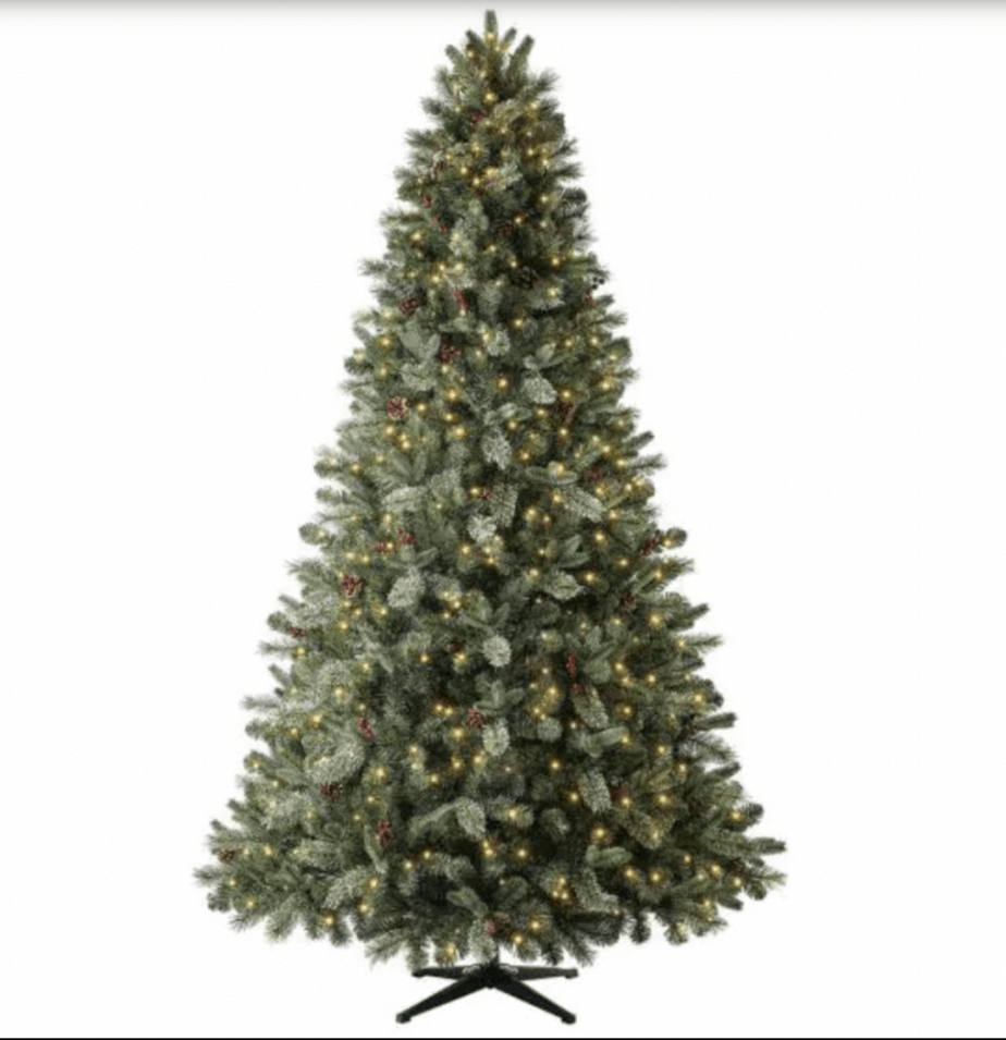 2021 Best Home Depot Christmas Trees 1